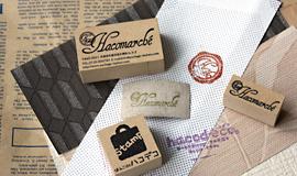 耐水性のコーティングされたホールケーキや紙製品にも使用できます。