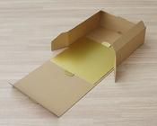 クラフトデコ箱にピッタリお似合いのかわいい紙トレー