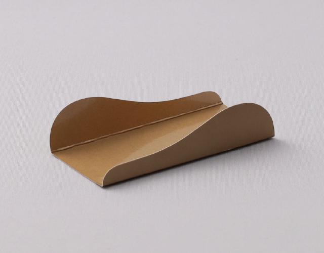 CP-131 ケーキプレート 長方形小 (ゴールド)