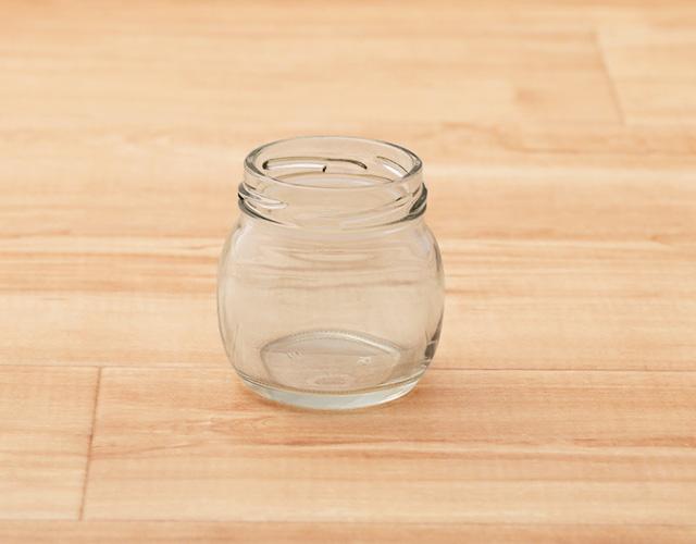 ガラス瓶 食品80ST